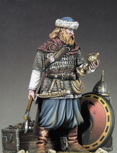 Викинг из северных славян. IХ век.